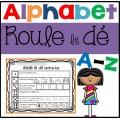 Roule le dé - Alphabet