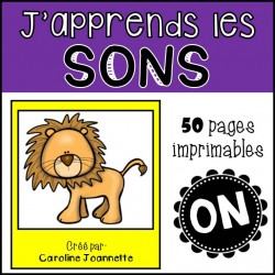 Cahier des sons - ON