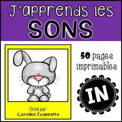 Cahier des sons - IN