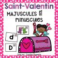Saint-Valentin / majuscules-minuscules-son initial