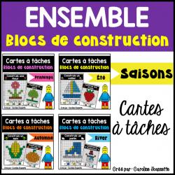 ENSEMBLE - Blocs de construction  (saisons)