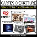 Histoires en images - Cartes d'écriture