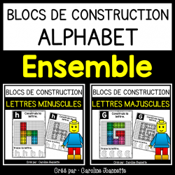 Ensemble - Blocs de construction - Alphabet