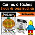 Blocs de construction - CÀT (HALLOWEEN)