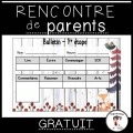 Rencontre de parents - Bilan des étapes