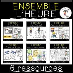 Ensemble - Heure
