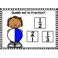 GRATUIT Fractions Cartes à tâches BOOM Learning