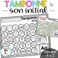 Tamponne le son initial