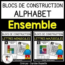 Ensemble - Blocs de construction - Alphabet
