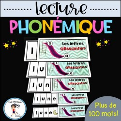 Lecture phonémique - Plus de 100 cartes