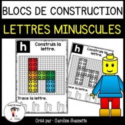 Blocs de construction- Alphabet minuscule