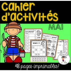 Cahier d'activités - MAI