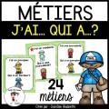 Métiers - J'ai...Qui a?