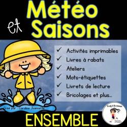 Ensemble - Météo et saisons