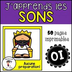 """Cahier des sons """"OI"""""""