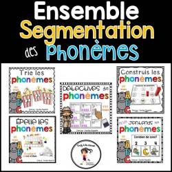 ENSEMBLE - Segmentation des phonèmes