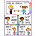 GRATUIT - Affiches - Consignes sanitaires