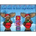 Révision 3e Diaporama/jeu interactif de Noël
