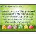 Messages du matin - Avril Échantillon GRATUIT