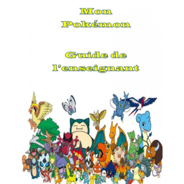 Mon Pokémon