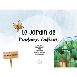 Le jardin de madame Lafleur