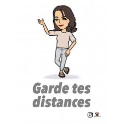 Garde tes distances
