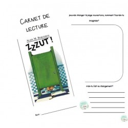 Carnet de lecture - Zzzut!
