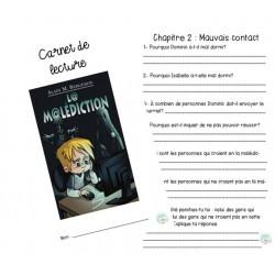 Carnet de lecture - La malédiction