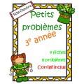 Petits problèmes de la Saint-Patrick - 3e année