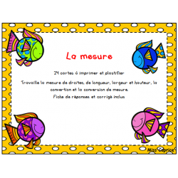 Mesure - 2e cycle
