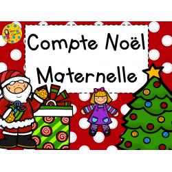 Compte Noël - Maternelle
