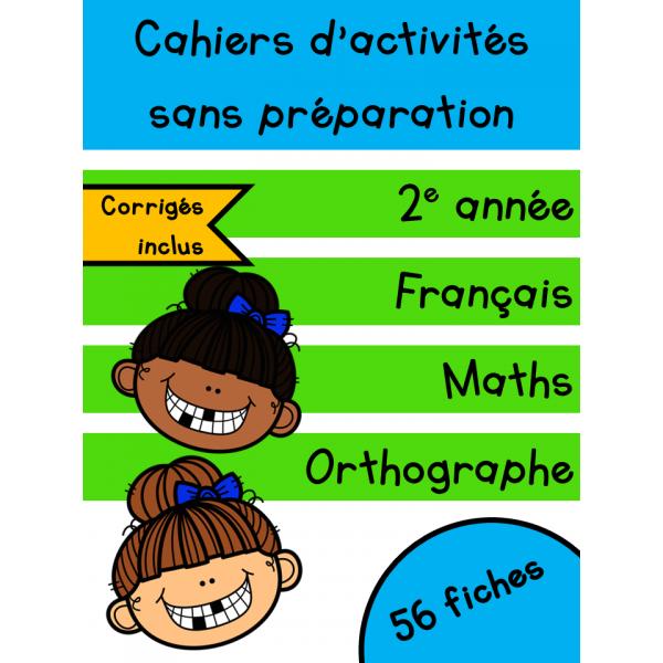 Cahiers de mars - 2e année
