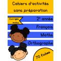 Cahiers de novembre - 2e année