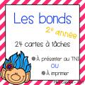 Les bonds - 2e année