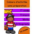 Cahiers Octobre - 1re année