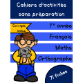 Cahiers Novembre - 1re année