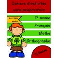 Cahiers de mars - 1re année