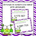 Arrondissement - 3e cycle