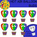Joyeuses montgolfières