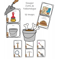 Imagier Paléontologue