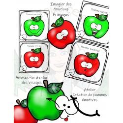 Émotions chez les pommes