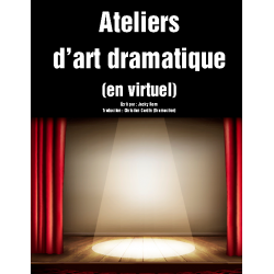 Enseigner l'art dramatique (en virtuel)
