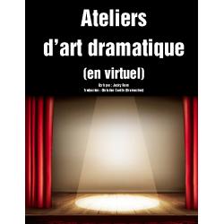 Enseigner l'art dramatique (en virtuel)