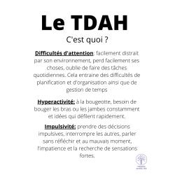 Le TDAH expliquer aux ados
