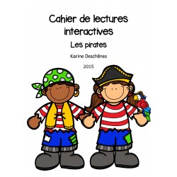 Lectures interactives - Les pirates