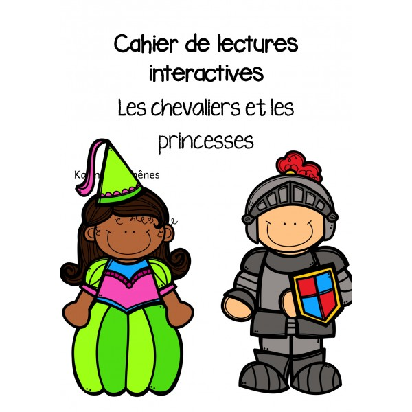 Lectures interactives - Les chevaliers