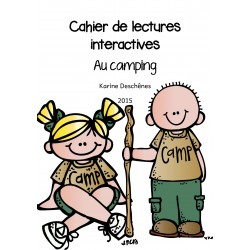 Lectures interactives - le camping