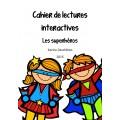 Lectures interactives - Les superhéros