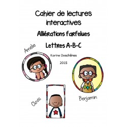 Lectures interactives -Allitérations farfelues