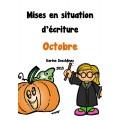 Mises en situation d'écriture-Octobre